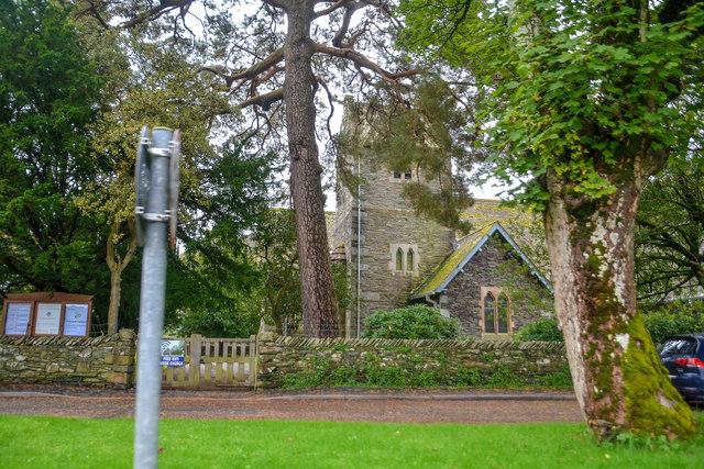 Patterdale : St Patrick's Church