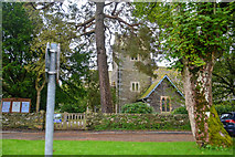 NY3916 : Patterdale : St Patrick's Church by Lewis Clarke