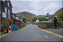 NY3816 : Glenridding : Road by Lewis Clarke