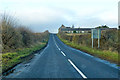 NT8433 : B6396 towards Kelso by Robin Webster