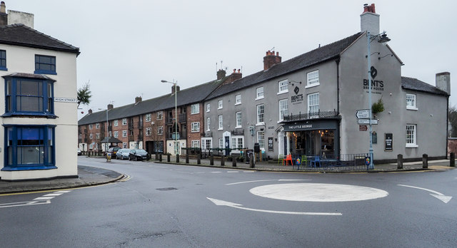 The Little George, Eccleshall