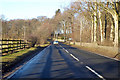 NU0123 : A697 towards Wooler by Robin Webster