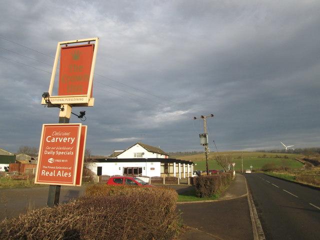 The Crown Inn Near Barnburgh C John Slater Cc By Sa 2 0 Geograph Britain And Ireland
