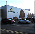 SO3014 : Morrisons, Park Road, Abergavenny by Jaggery