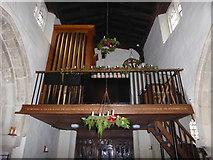 SP5208 : Cherwell  Churches Christmas chug through (5) by Basher Eyre