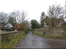 SP5208 : Cherwell  Churches Christmas chug through (9) by Basher Eyre