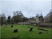 SP5311 : Cherwell  Churches Christmas chug through (17) by Basher Eyre