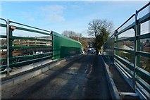 NS3878 : Bridge at Carman Road by Lairich Rig