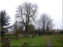 SP5229 : Cherwell Churches Christmas chug through (95) by Basher Eyre
