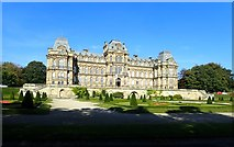 NZ0516 : The Bowes Museum by Eirian Evans
