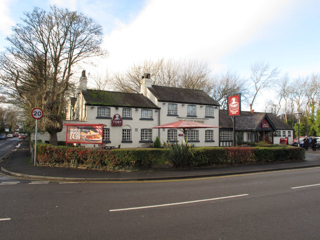 The Bay Horse, Formby, Christmas Day 2019