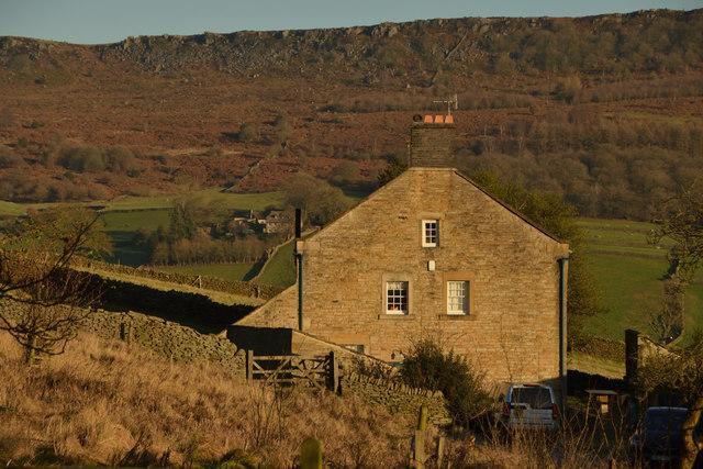 Bramley Farm at Bubnell, Derbyshire