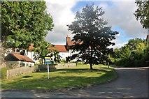 TL4239 : Heydon Road, Great Chishill by David Howard