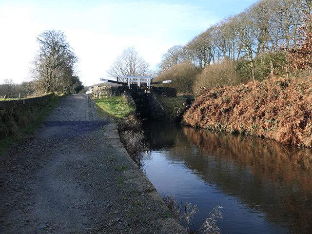 Lock 27E, Huddersfield Narrow Canal