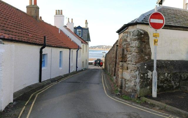 Admiralty Lane, Elie