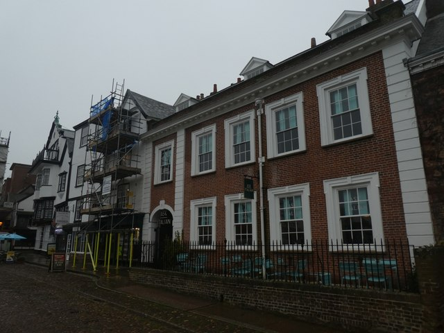 Commercial properties, Cathedral Close, Exeter