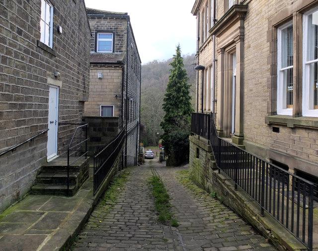 Ferrand Lane, Bingley