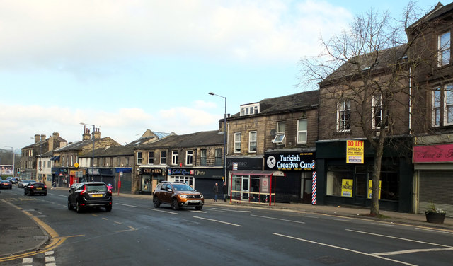 Main Street, Bingley