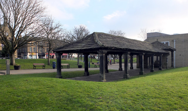 Market Square, Bingley
