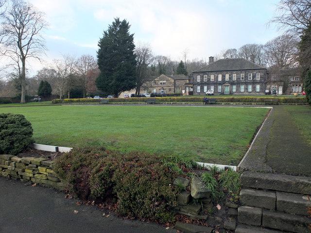 Bingley Town Hall, Myrtle Park