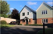 TL4327 : Calvert Close, Furneux Pelham by David Howard