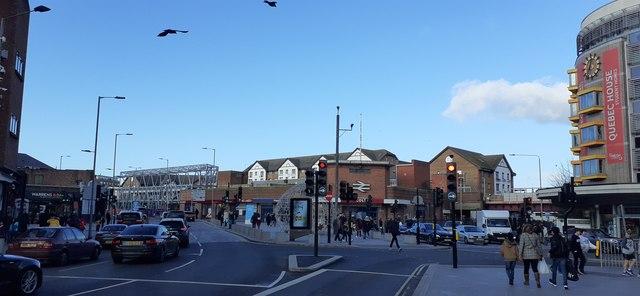 Kingston Upon Thames station