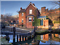 SJ8397 : Rochdale Canal, Lock#92 and Keeper's Cottage by David Dixon