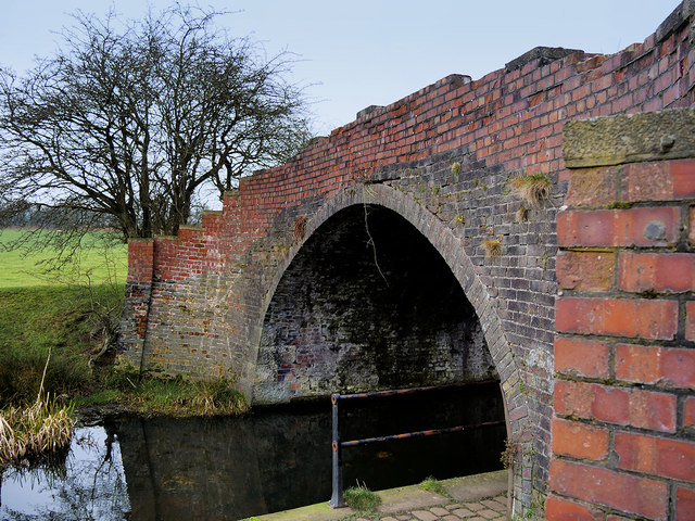 Rothwell Bridge, Manchester, Bolton and Bury Canal