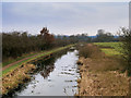 SD7908 : Manchester, Bolton and Bury Canal : Looking South from Rothwell Bridge by David Dixon