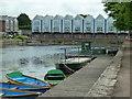 SU8504 : Chichester Canal basin by Chris Allen