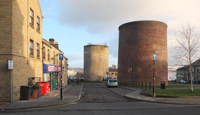 Ventilation Shafts, Springwood, Huddersfield