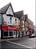 SS7597 : Cymru Claims office, 11 Windsor Road, Neath by Jaggery