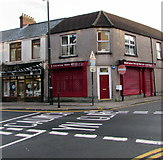 SS7597 : Neath Labour Party Office  by Jaggery