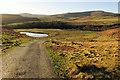 NT9715 : Lake in Breamish valley by Derek Harper