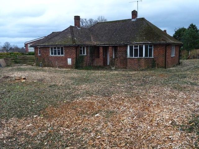 Empty bungalow
