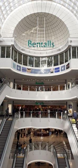 Bentalls Department Store, Kingston Upon Thames