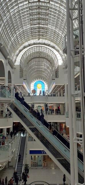 Bentalls Shopping Centre, Kingston Upon Thames