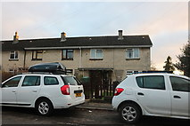 ST8769 : Houses on Dicketts Road, Corsham by David Howard