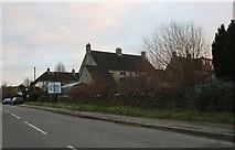 ST8868 : Silver Street, Gastard by David Howard