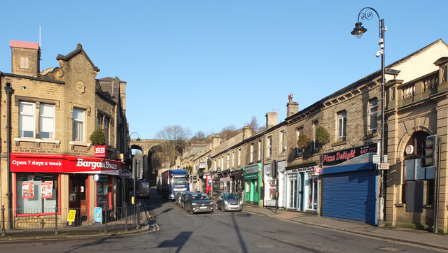 Market Street, Milnsbridge