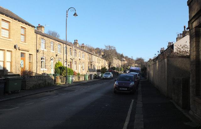 Armitage Road, Milnsbridge