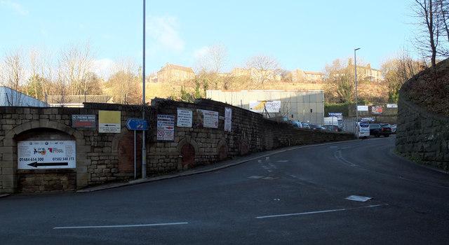 Lowergate, Milnsbridge