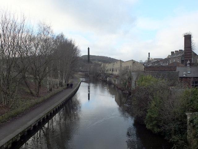 Leeds and Liverpool Canal, Bingley