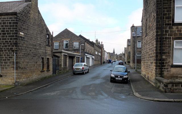 Clyde Street, Bingley