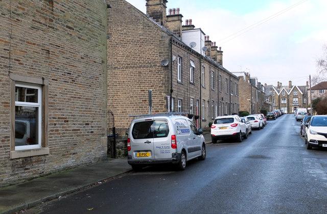Belgrave Road, Bingley