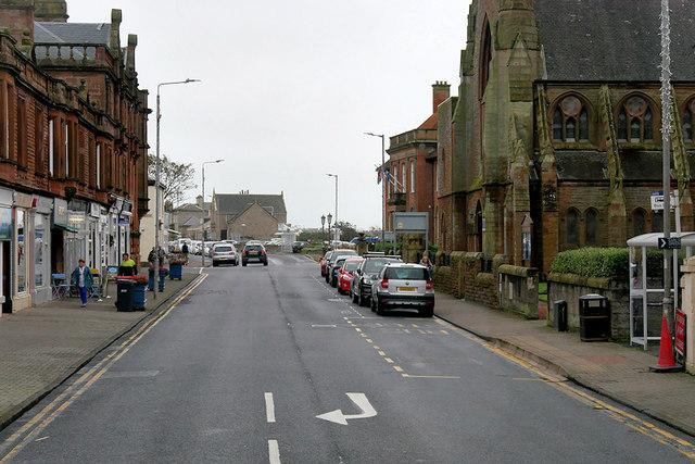 Troon, Ayr Street
