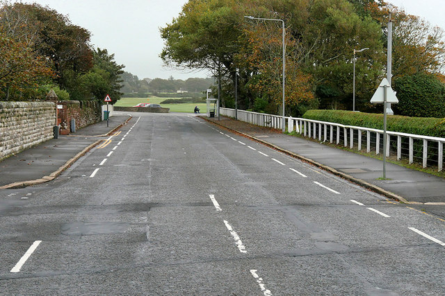 Craigend Road, Troon