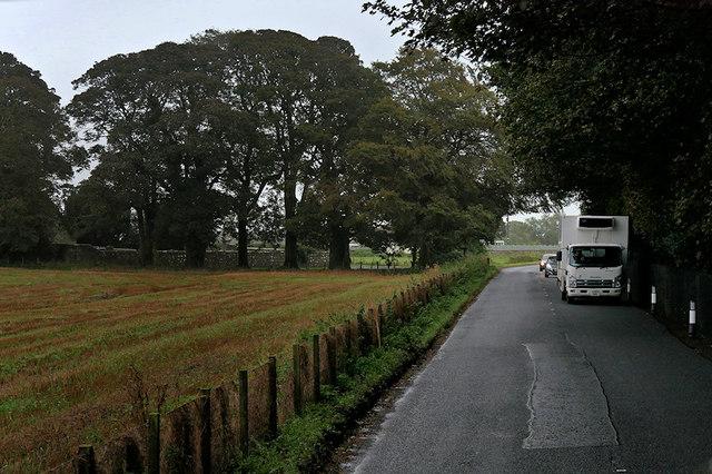 Monktonhill Road (B749)