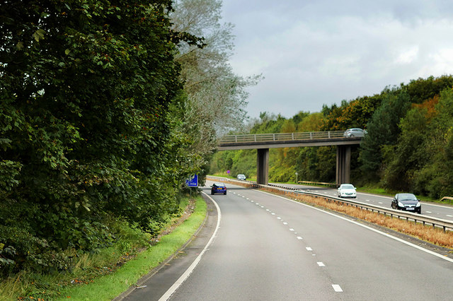 A78, Old Loans Road Bridge