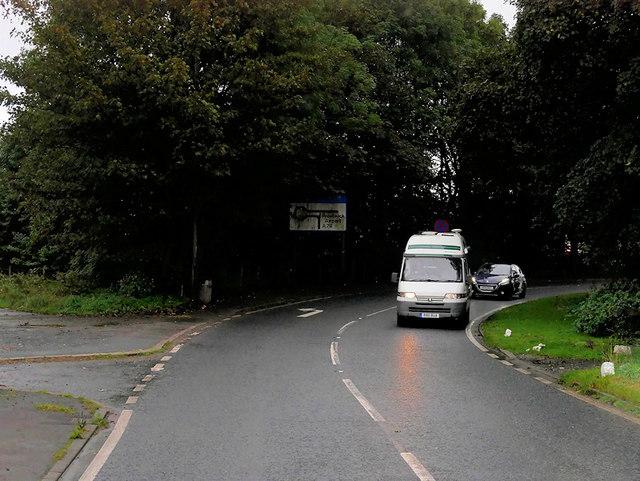 B749 Monktonhill Road